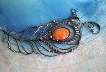 Cínované šperky Eva design