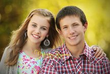 Brother Sister portraiture