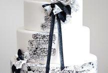 Gâteaux de mariage idee
