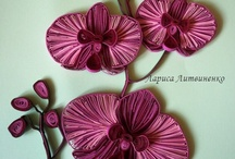 Quilling - Flowers / by Quilling Wonderland