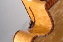 Luthier - inlays, binding, purfling