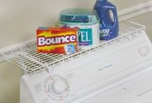 ● Laundry Room Organizing / #home #room #laundry #utility #organize / by TxTerri Tips