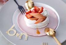 Desserts / Alles rund um Desserts!