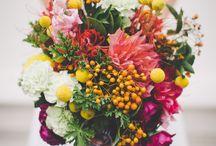 Wedding Flowers / Inspiring wedding flowers...