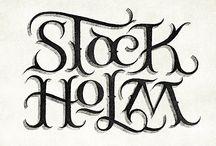 Typography & Copy