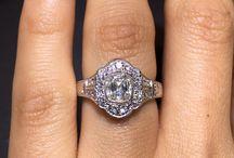 ~Henri Daussi Engagement Rings~ / Henri Daussi Engagement Rings