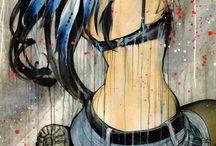 Street Art / tags, graffitis