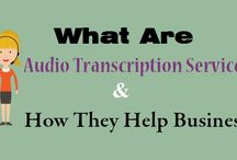What Are Audio Transcription Services & How They Help Business?
