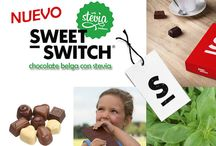 chocolate con stevia SWEET-SWITCH