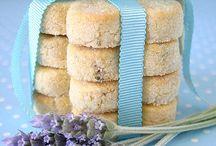 Lavender Shortbread / by Marvelous Maude Cook