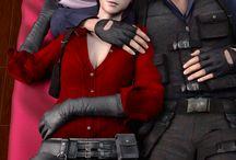 Resident Evil 5-6
