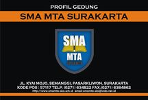 lovely school / islamic boarding school of SMA MTA Surakarta