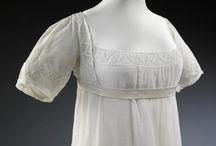 antique wedding clothes