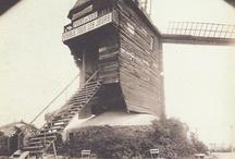 Atget Moulin de la Galette