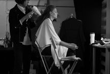 Backstage - Autumn Winter 2014/15 / backstage -  Autumn Winter 2014/15