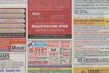 Print advertisement in Newspaper