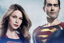 Super Girl and Man