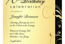 Birthday bashers birthdaybashers no pinterest 70th birthday gifts and party invites turning 70 years old is a big deal stopboris Images