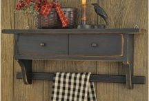 Country Shelving / by Piper Classics