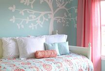 Pretty rooms for girls