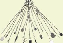 Chatelaine / Chatelaines as useful jewelry