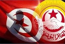 "Tunisian Workers Union urges the government to step down from power out of the crisis .. .. And ""Renaissance"" custody """