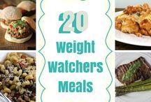 Weight watchers meal ideas