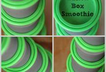 Lunch Box Treats / by Tanya Smith