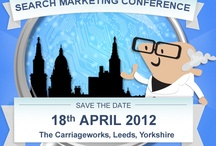 ionSearch Conference / The ionSearch Conference will feature some of the industry's top Search Marketing and Social Media professionals; presented in an interactive and non-commercial fashion, discussing and showcasing the most advanced Search Marketing tips for 2012.