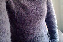worsted jumper patterns