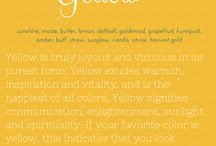 Yellow-spiration