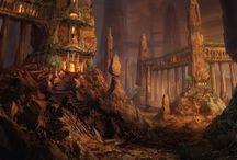 Environments - Fantasy / Medieval / Epic