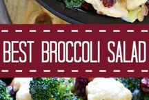 broccoli salads
