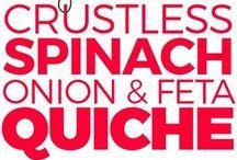 quiche&tarts
