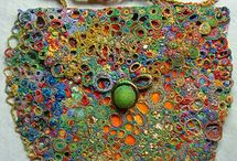 crochet art / by Lynne Logue