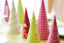 Christmas decorating: tables / Get your table looking ship-shape just in time for Christmas! #HSmag