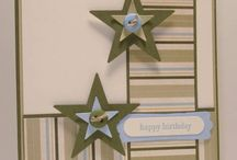 Men birthday cards