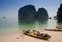 Playas de Vietnam / Descubre las mejores playas de Vietnam con APT Viajes #viajes #vietnam #playa