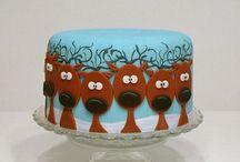 Cakes - Holidays