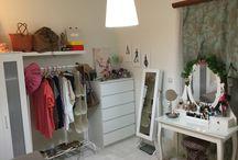 My vanity room