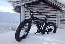 Bigwheel Winter / Elektrisk Fatbike fra www.bigwheel.no