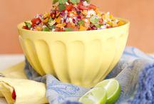 Salater & tilbehør