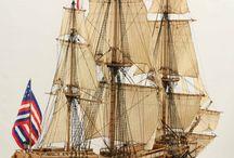 Tall Ship modeling