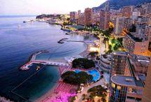 Monaco / by Sabrina Swann-Warren