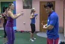 фитнес видео