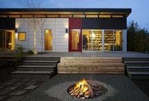 modern dwelling modern shed