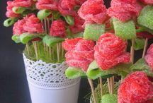Candy Bar / ¿Quieres que tu fiesta sea la más dulce? ¡Entra e inspírate con todas estas ideas!
