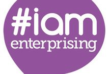 #IAmEnterprising / Have you got a brilliant business idea?  The City of Liverpool College and The Women's Organisation have teamed up to offer students a fantastic opportunity to win the chance to start their own business!  #IAmEnterprising will host a number of events from January-May 2015 where students can get help and advice to develop their ideas for business.