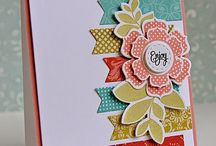 Cards ~ Banners / by Wendy Dodds