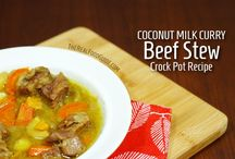Beef Roasts / Whether you crock pot, grill, braise, or oven roast, find a recipe to suit your style of cooking!
